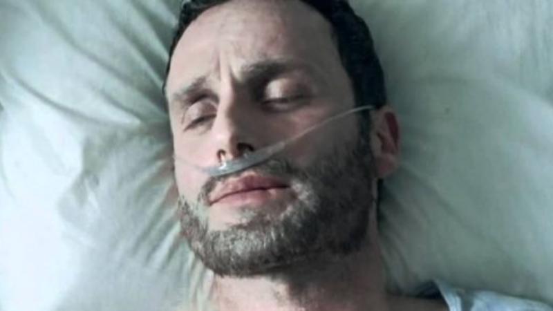 'The Walking Dead': revelan cómo Rick Grimes sobrevivió al apocalipsis zombi mientras estaba en coma