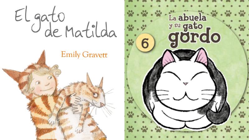 Cinco libros sobre gatitos que querrás tener en tu librero | FOTOS