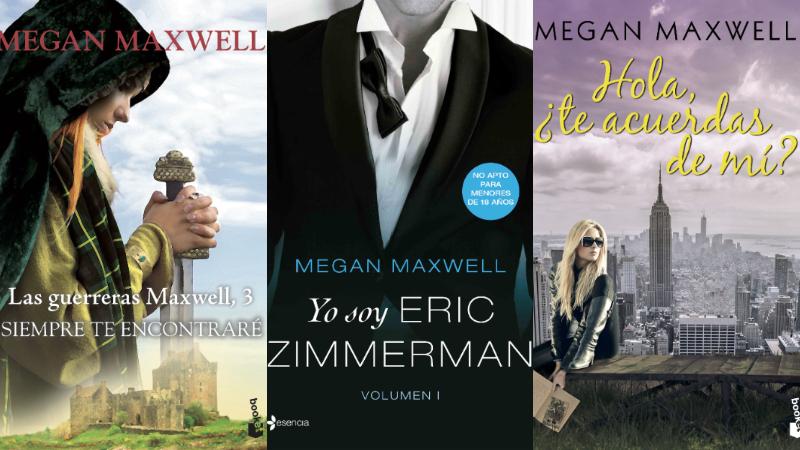 Megan Maxwell Cinco Libros Para Entender El Universo De La Mayor Exponente De La Literatura Romántica Librolandia